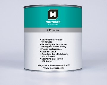 Порошок Molykote Z Powder, Банка 1кг